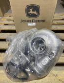турбонагнітач DZ108124 (RE535702) (John Deere, Оригинал)