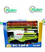 машинка іграшкова - комбайн Claas Lexion 780 Terra Trac Combine harvester, 02119
