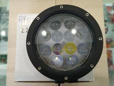 фара світлодіодна LED Work Light 51W Round Spot beam, ETK-WL-51W-RD (CREE)