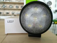 балка світлодіодна LED Work Light 18W Round Flood Beam ETK-WL-18W-RD2 (CREE)