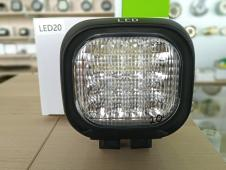 балка світлодіодна LED Work Light 48W Square Flood Beam ETK-WL-48W-CRE (CREE)
