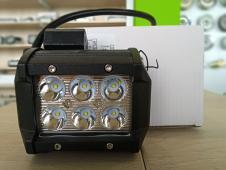 балка світлодіодна LED Light Bar 18W spot beam, ETK-LB-CR-18W (CREE)