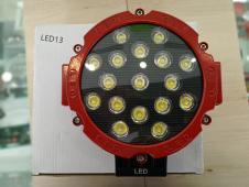 балка світлодіодна LED Work Light 51W Round Flood Beam ETK-WL-51W-RD (CREE)