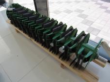 ротор подрібнювача соломи 9495FRT