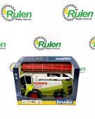 машинка іграшкова - комбайн Клаас Лексіон 480, 02120 (Bruder, Германия)