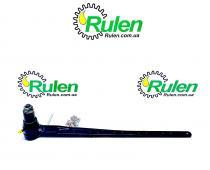 головка ножа John Deere 800WB чорна з комплектом гвинтів  (AZ50341) (Schumacher, Германия)