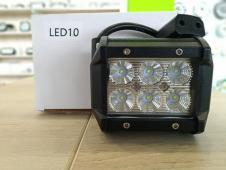 балка світлодіодна LED Light Bar 18W flood beam, ETK-LB-CR-18W (CREE)