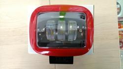 балка світлодіодна LED Work Light 30W Square, Red Color, Flood Beam ETK-WL-30W-SQ-RED (CREE)