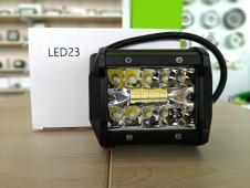 балка світлодіодна LED Work Light 60W Spot Beam ETK-WL-60W-PHL-B (CREE)
