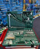 універсальний набір інструменту 128 предметів S04H524128S (JONNESWAY, Тайвань)