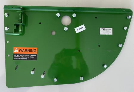 боковина соломоподрібнювача AH165936R (A&I, США)