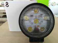 фара світлодіодна LED Work Light 18W Round Spot beam, ETK-WL-18W-RD2 (CREE)