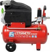 компресор поршневий прямопривідний FIAC COSMOS 255 50 літров 8 бар, продуктивність 10,3 м3/годину
