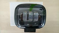 балка світлодіодна LED Work Light 30W Square, Black Color, Flood Beam ETK-WL-30W-SQ-BLK (CREE)