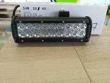 балка світлодіодна LED Light Bar 54W spot beam, ETK-LB-CR-54W (CREE)