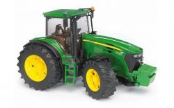 машинка іграшкова - трактор John Deere 7930, 03050 (Bruder, Германия)